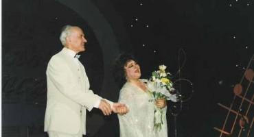 Maria Biesu si Eugen Doga pe scena-2007-500px