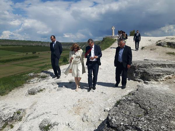 Principesa Maria in vizita la Orheiul vechi-19 mai 2016-600px