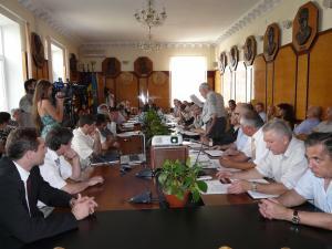 ASM-sedinta Consiliului Suprem-7iulie2010