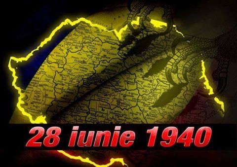 Cernauti-Ocupatia din 28 iunie 1940-colaj Cristin Adrian Petre-Facebook
