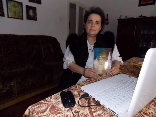 Maria Gabor-poeta-Fagarasi Romania