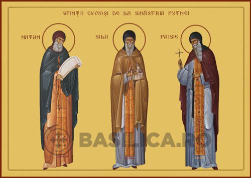 Sfintii Cuviosi Sila-Paisie-Natan-Basilica-ro-500px