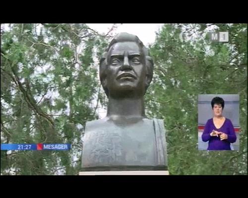 TRM-Dumitru Matcovschi-bust Vadu rascu-29-06-2016