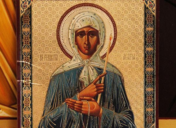 Noi sfinti-Fericita Agafia-www-manastireacuselauca-info-600px
