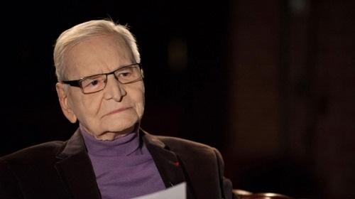Radu Beligan la TVR-captura video