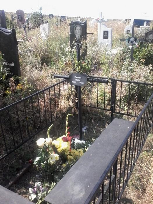Caraus-artista-telejurnalista-funeralii-mormintul fiului Radu-25 aug 2016