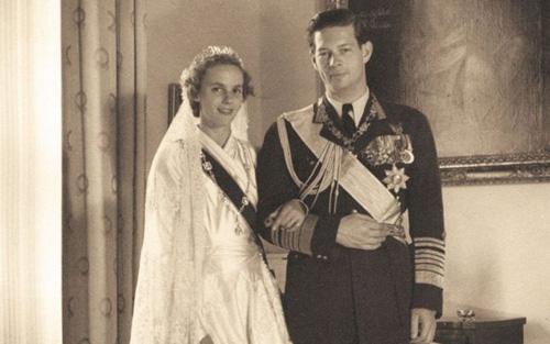 Regele Mihai I si Regina Ana-foto de nunta-500px