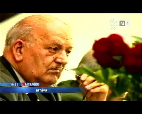 TVM-Eugeniu Coseriu cinstit la Mihaileni.Still001