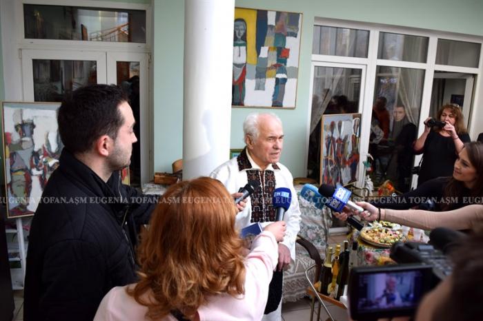 Eminescu omagiat la Salonul Eugen Doga-presa-15 ian 2017-600px