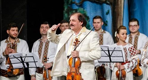 Nicolae Botgros si Orchestra Lautarii din Chisinau