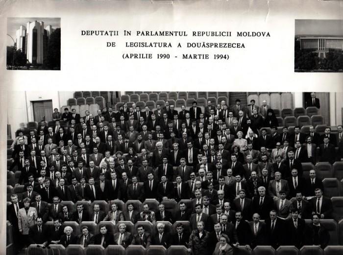 Parlamentul Independentei-1990-1994-FOTO ISTORICA