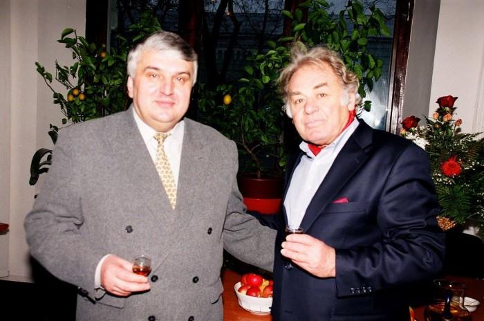 2-Serafim Urecheanu si Emil Loteanu