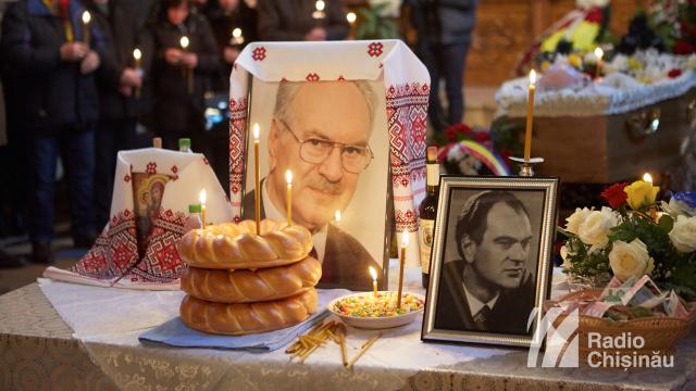 Funeralii Ion Ungureanu-foto de pe RadioChisinau-md-31 ian 2017