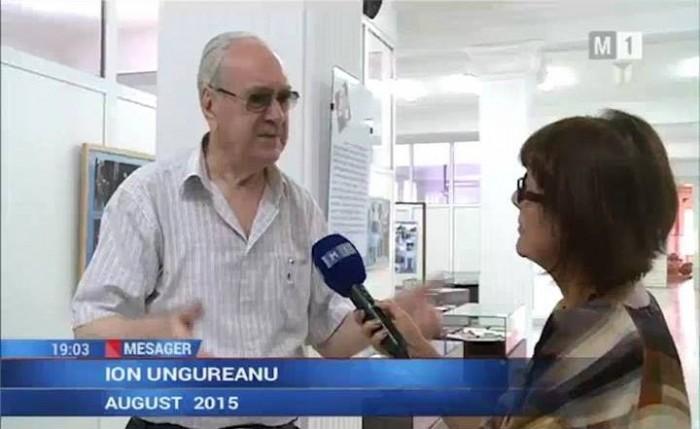 Ion Ungureanu si Silvia Hodorogea-captura TVM-2 august 2015