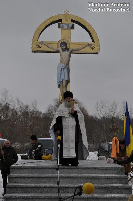 Lunca-parastas Martirilor Neamului-foto Vasile Acatrini-Preotul Vasile Covalciuc-12 febr 2017-DSC_0578