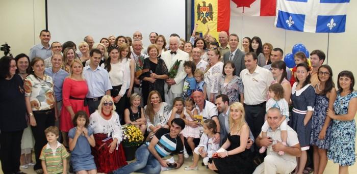 Turneu Eugen Doga-Flacara Film-la Montreal Canada august 2015