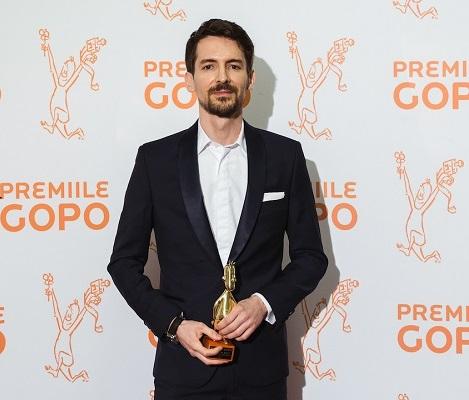 Bogdan Mirica-regizor Gala Premiilor GOPO-21 martie 2017