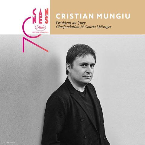 Cristian Mungiu pe site-ul Cannes 2017
