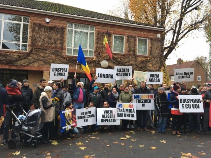 Diaspora-proteste-Londra UK-20-nov-2016
