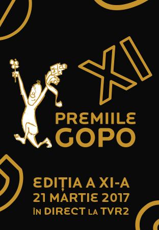 Premiile GOPO 2017-POSTER