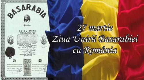 Ziua Unirii Basarabiei cu Romania-colaj basarabia-md