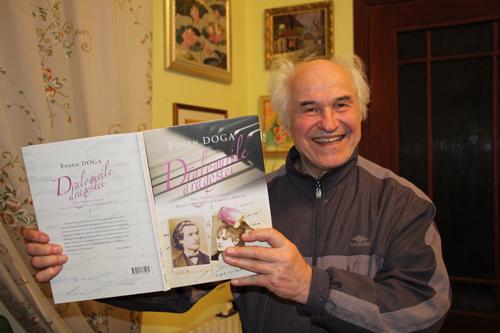 1-Eugen Doga-Carte de note-Dialogurile Dragostei-Eminescu - Veronica- 7 martie 2017-500px-IMG_2733