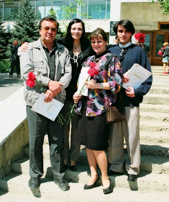 2-Oamenii-televiziunii Teodor Gutu-regizor artistic