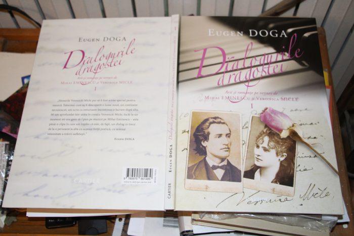 6-Eugen Doga-Carte de note-Dialogurile Dragostei-Eminescu - Veronica- 7 martie 2017-900px-IMG_2750