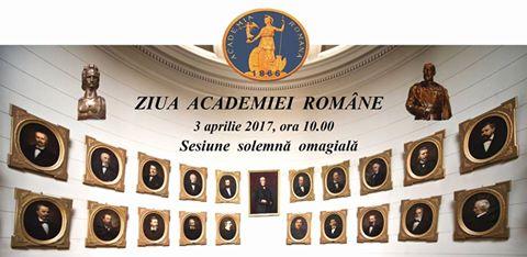 Academia Romana la 151 ani-LOGO-3--aprilie 2017