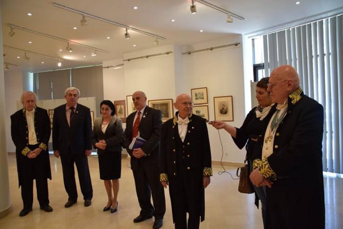 Academia Romana la 151 ani-foto GRUP-Expozitie-3 aprilie 2017