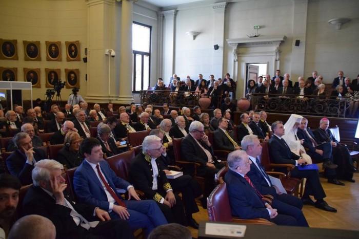 Academia Romana la 151 ani--plan general Aula AR-3 aprilie 2017