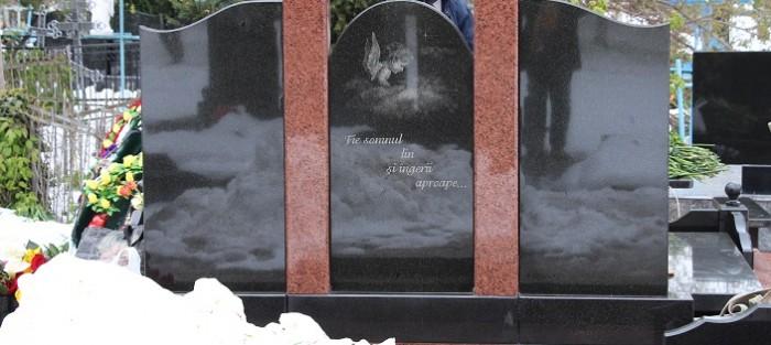 Nicolae Cuiban-funeralii 23 aprilie 2017-epitaf mormint-IMG_3319