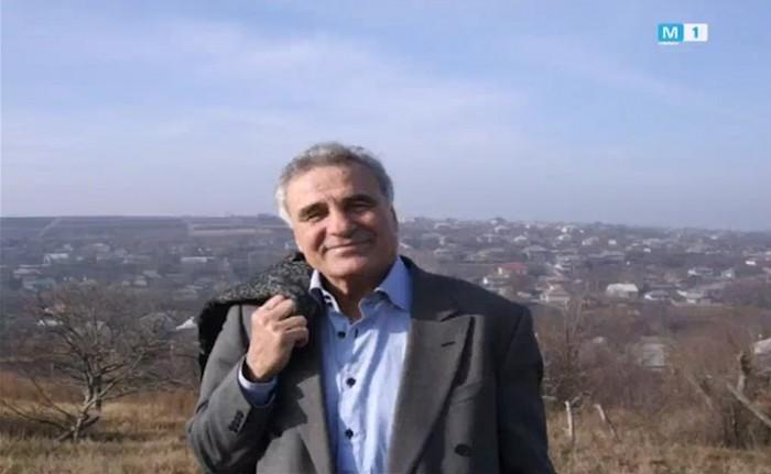 6-Efim Josanu-telejurnalist-comentator sportiv-scriitor-Moldova-capturi video TVM-8-la tara