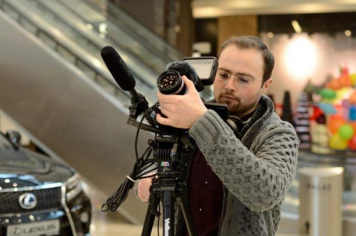 Paul Palencsar-telejurnalist-cineast Romania