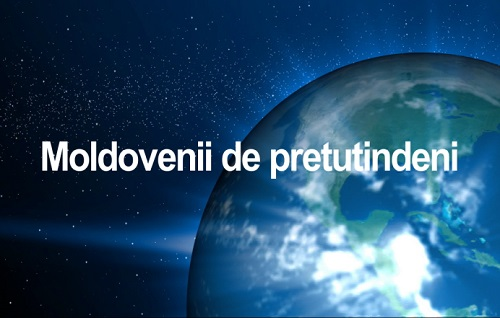 TVM-Moldovenii de pretutindeni-logo emisiune Moldova 1 tv