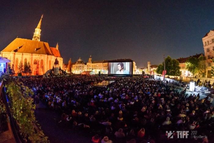 Alain Delon proiectia filmului sau Afacerea Pigot-Cluj 09 iunie 2017