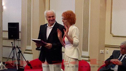 Eminescu-Teiul de Aur 2017-Botosani-Eugen Doga si Elena Condrei