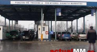 Romania-Ucraina-frontiera Sighetu Marmatiei