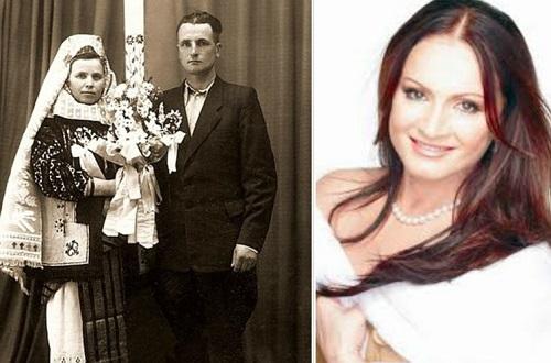 Sofia Rotaru si parintii sai Mihail si Alexandra Rotaru-500px