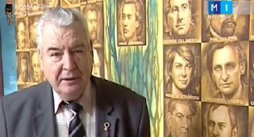 Acad Mihai Cimpoi-eminescolog Chisinau-captura video FlacaraTV-md-500px