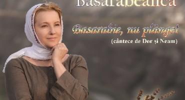Basarabeanca pe coperta CD 2 Basarabie nu plange-2014