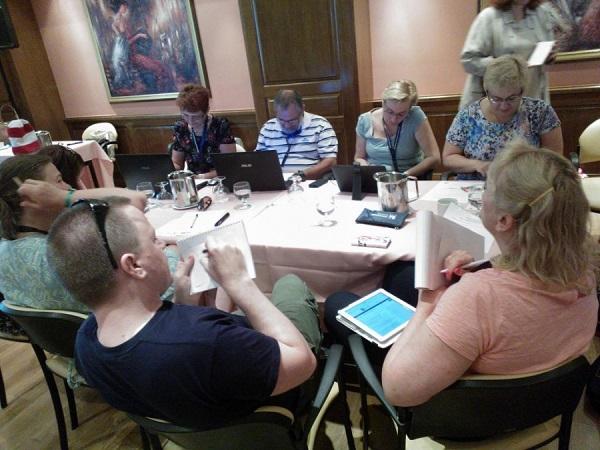 Galati-Scoala de vara pentru pedagogii de romana din Sudul Basarabiei 24-28 iulie 2017