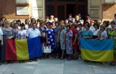 Galati-Scoala de vara pt profesori de romana din Sudul Basarabiei 24-28 iulie 2017-GRUP