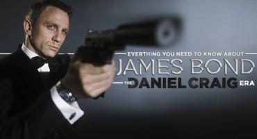 James-Bond jucat de Daniel Craig