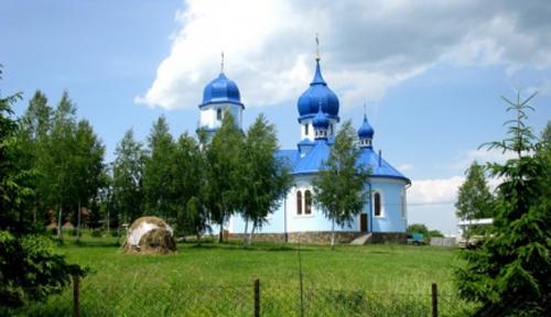 Mihoreni-Biserica di sat Tinutul herta-foto A Bondarenco-500px