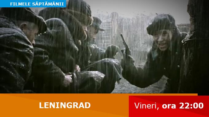 TVR-film Leningrad-captura TVR 28 iulie 2017