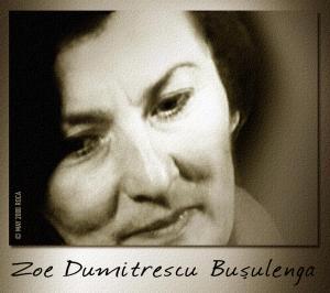 Zoe Dumitresccu Busulenga-academician calugarita