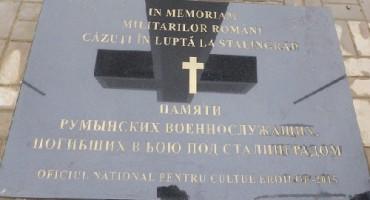 1-Ostasi romani reinhumati in Rusia-lupta de la Stalingrad