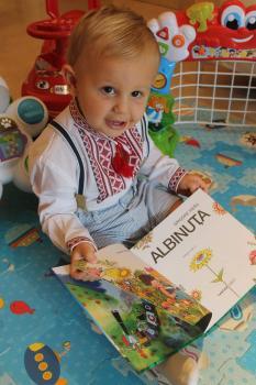 Albinuta lui Grigore Vieru pentru copii Diasporei 3-foto Gov-md