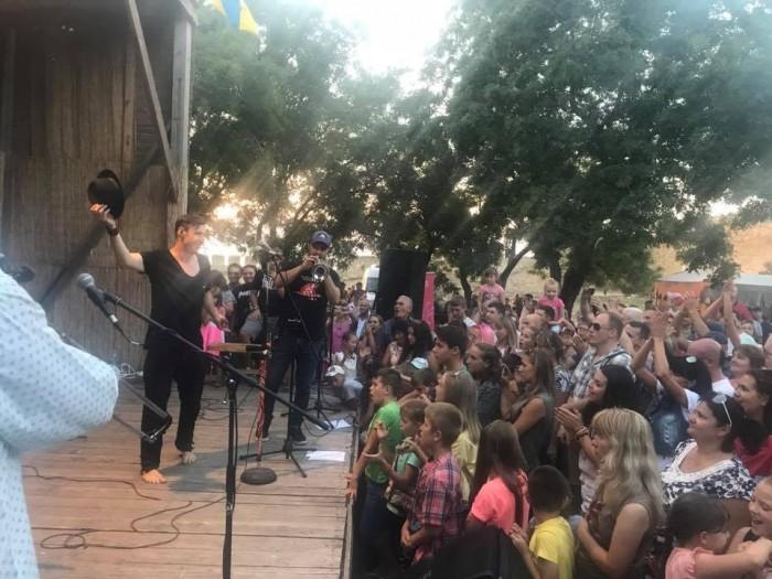 Cetatea Alba concert Zdob si Zdub Alba-formatia lui Roman Iagupov-27 august 2017